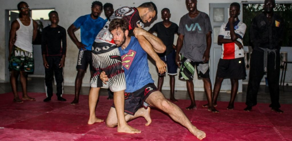 mmatravel Archives | LionHeart Initiative - MMA for Africa